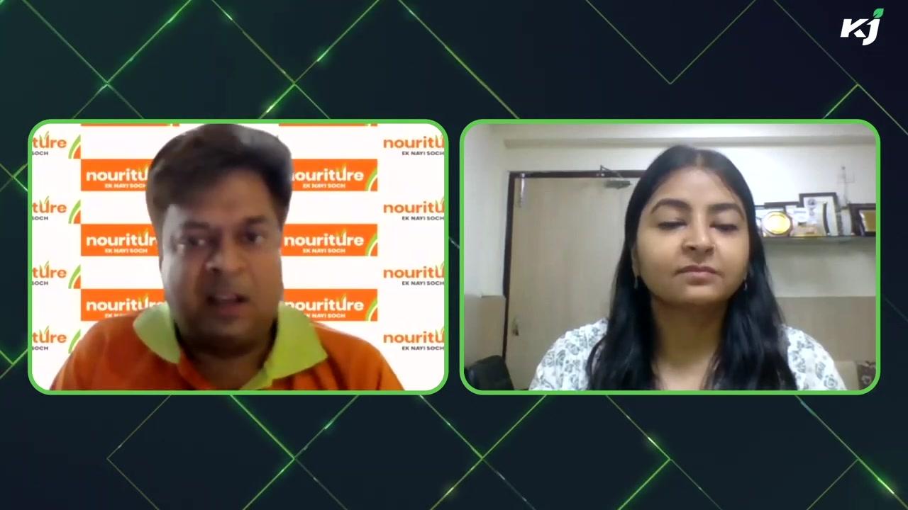 Anmol Feeds exclusive interview with Krishi Jagran featuring Mr. Amit Saraogi