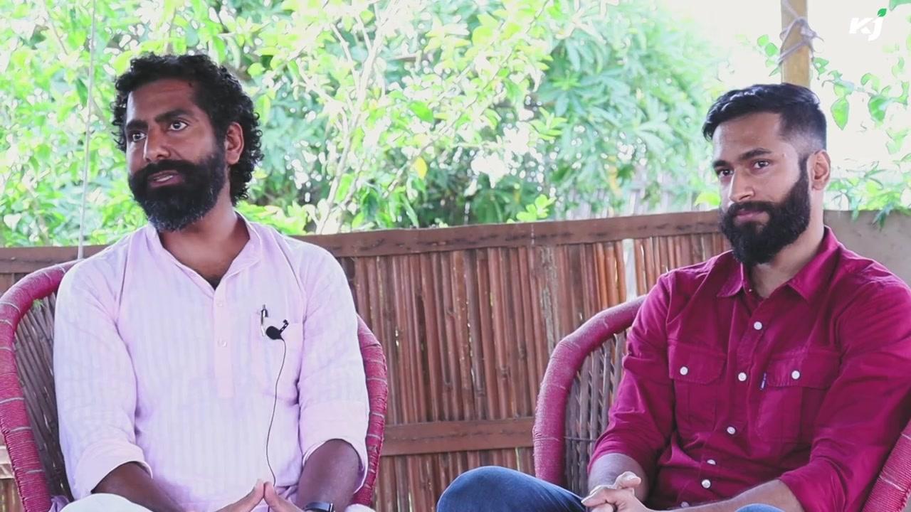 Exclusive interview with Vediko Founders Krishi Jagran