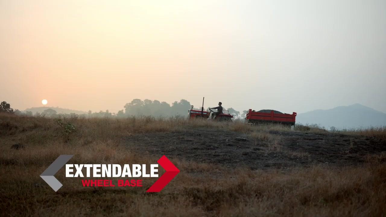 SabseBadaAllrounder MF DYNATRACK Tractor From TAFE